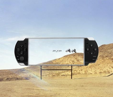 Что такое креативность: неподлинная реклама Sony Play Stations