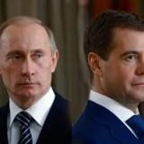 Медведев как оппозиционный политик