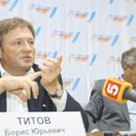 Борис Титов планирует создать оппозиционную партию «Правое дело».